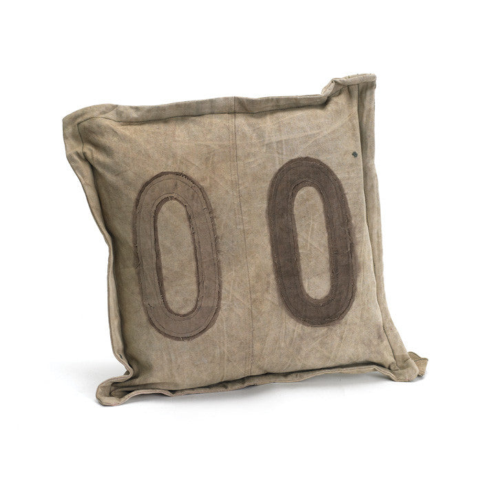 #00 Gypsy Square Pillow