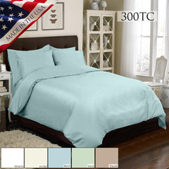 300TC 6 PC DUVET SET