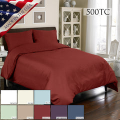 500TC MINI DUVET SET IN DIFFERENT SIZES AND COLORS