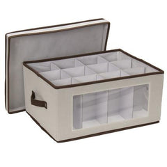 Balloon Wine Glass Storage Box In Different Colors