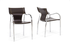 Baxton Studio Harris Modern Dining Chair Set of 2