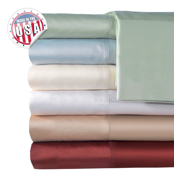 500TC SOLID SHEET SET IN DIFFERENT COLORS AND SIZES