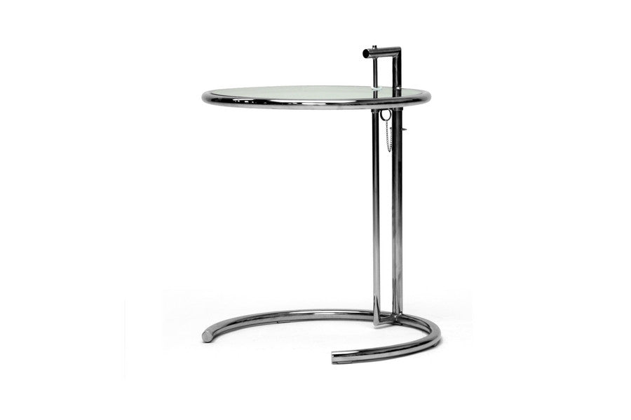 Baxton Studio Eileen Gray end Table