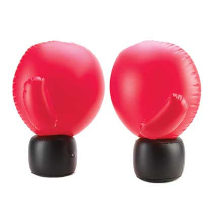 Jumbo Inflatable Boxing Gloves