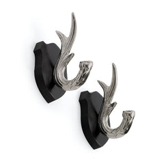 Antler Hooks- Set Of 2
