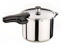 Presto 01362 6-Quart Stainless Steel Pressure Cooker, Free Shipping, Brand New
