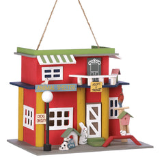 Animal Shelter Birdhouse