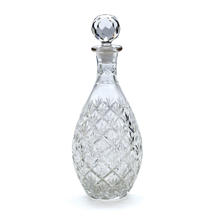 Glass Brasserie Decanter