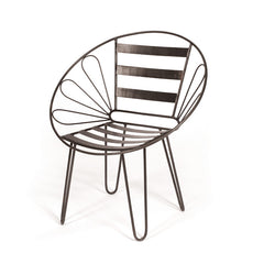 Iron Roundabout Chair