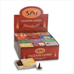 Sai Incense Cones - Incense Display