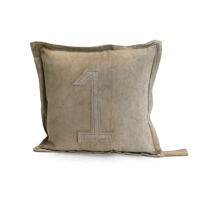 #1 Gypsy Square Pillow