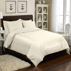 1200TC 6 PC DUVET SET IN DIFFERENT COLORS AND SIZES