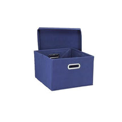 Collapsible Storage Box Set In Different Colors