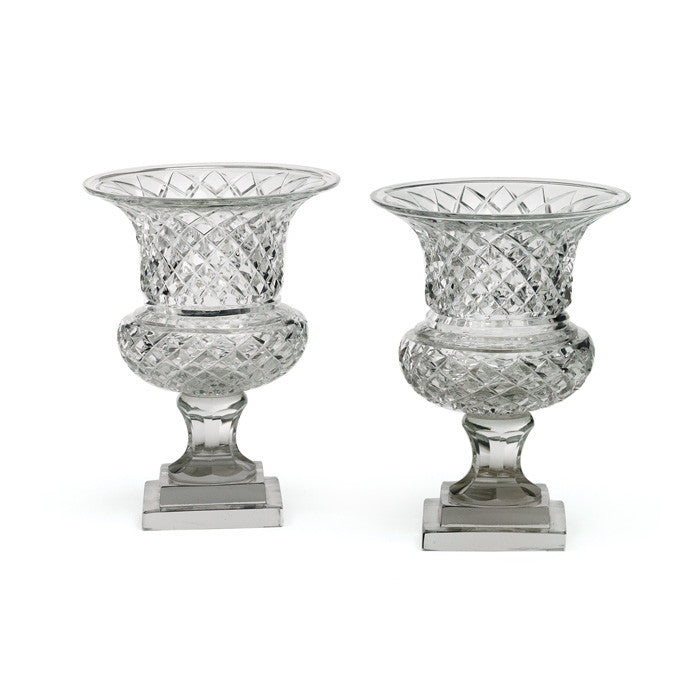 Pair Of Princess Urns