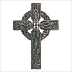 Antiqued  Celtic Cross