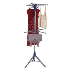 2-Tier Tripod Clothesline Dryer