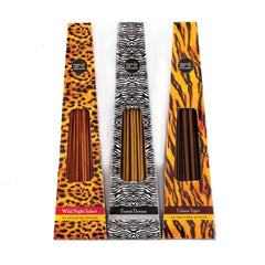 Animal Print Incense Trio