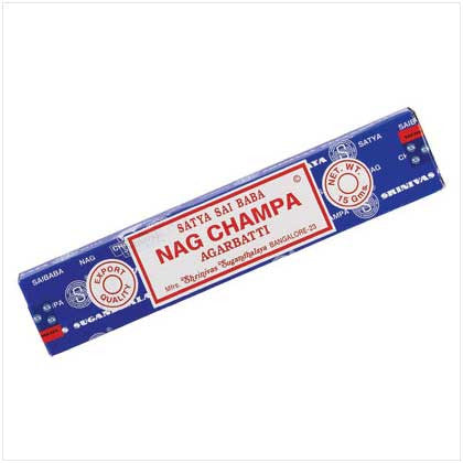 Nag Champa Incense 12 Pk