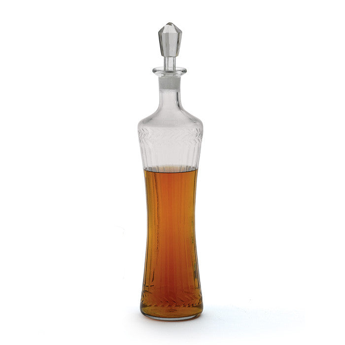 Glass Smooth Line Decanter