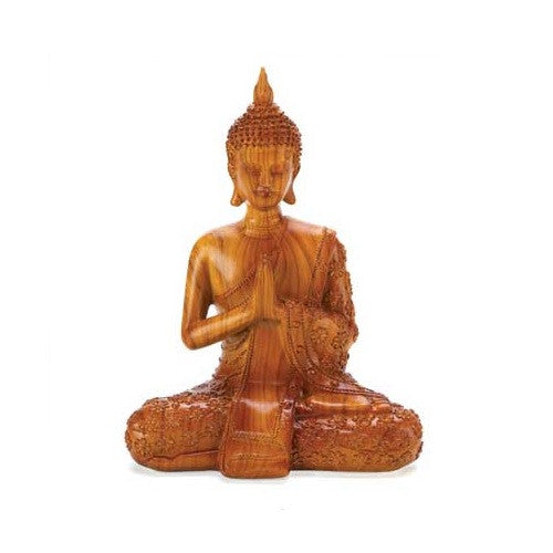 Thai Seated Buddha Figurine
