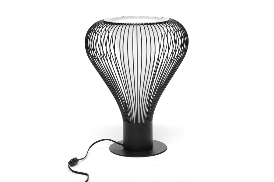 Baxton Studio Orbim Modern Table Lamp
