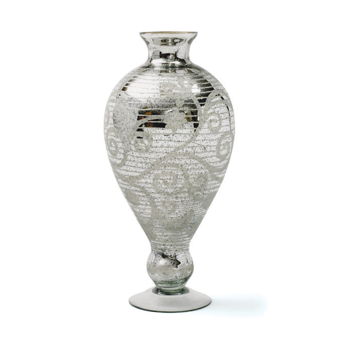 Glass Mantle Urn