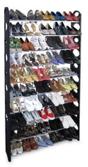 50 30 12 & 6 Pair Free Standing Shoe Tower Rack Organizer, Space Save Shoe Racks