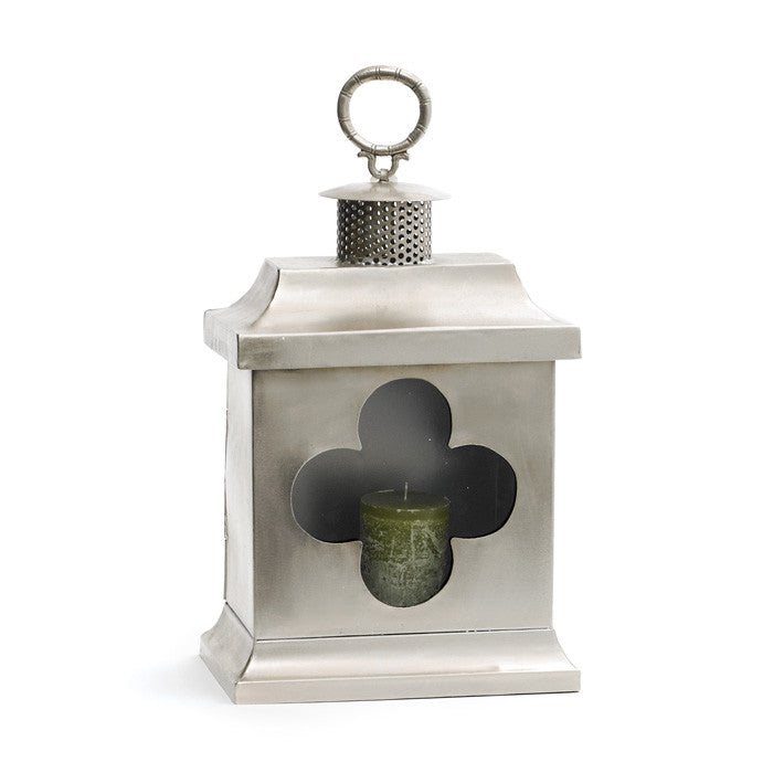 Polished Nickel Napoleon Lantern