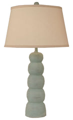 5-Ball Pot Table Lamp