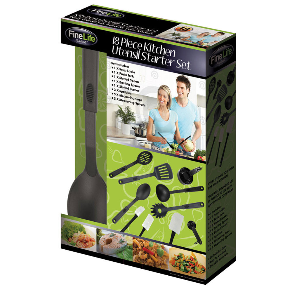 Essential Kitchen Utensil Set