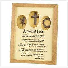 Amazing Love Shadowbox