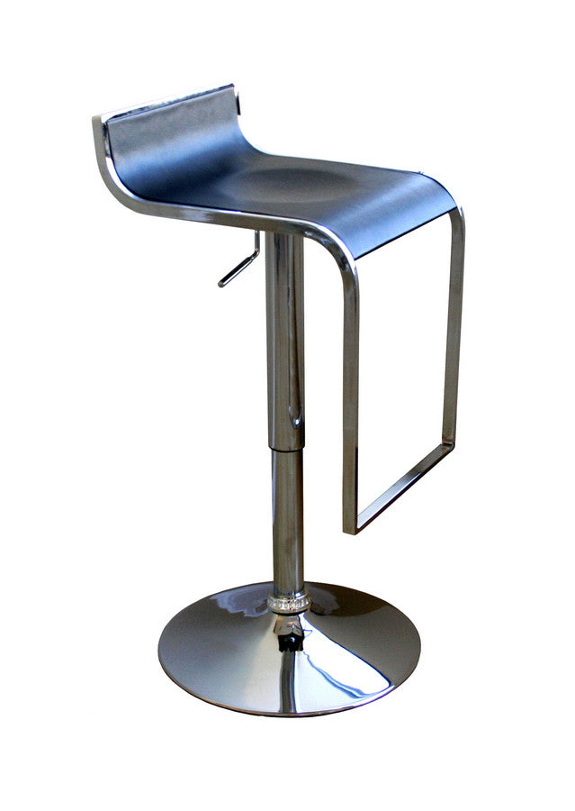 Baxton Studio LEM Piston Style Stool