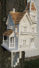 Victorian Manor Birdhouse