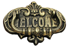 Beautiful Welcome Door Knocker