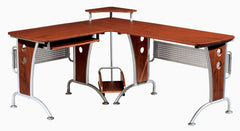 Techni Mobili Amazing L-shaped Computer Desk