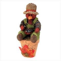 Little Dippers Scented Turkey Figurine