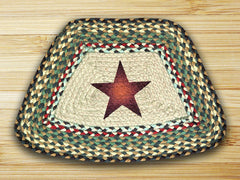 Gold Star Placemat