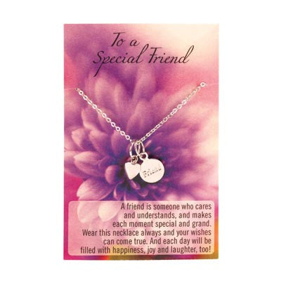 Special Friend Necklace