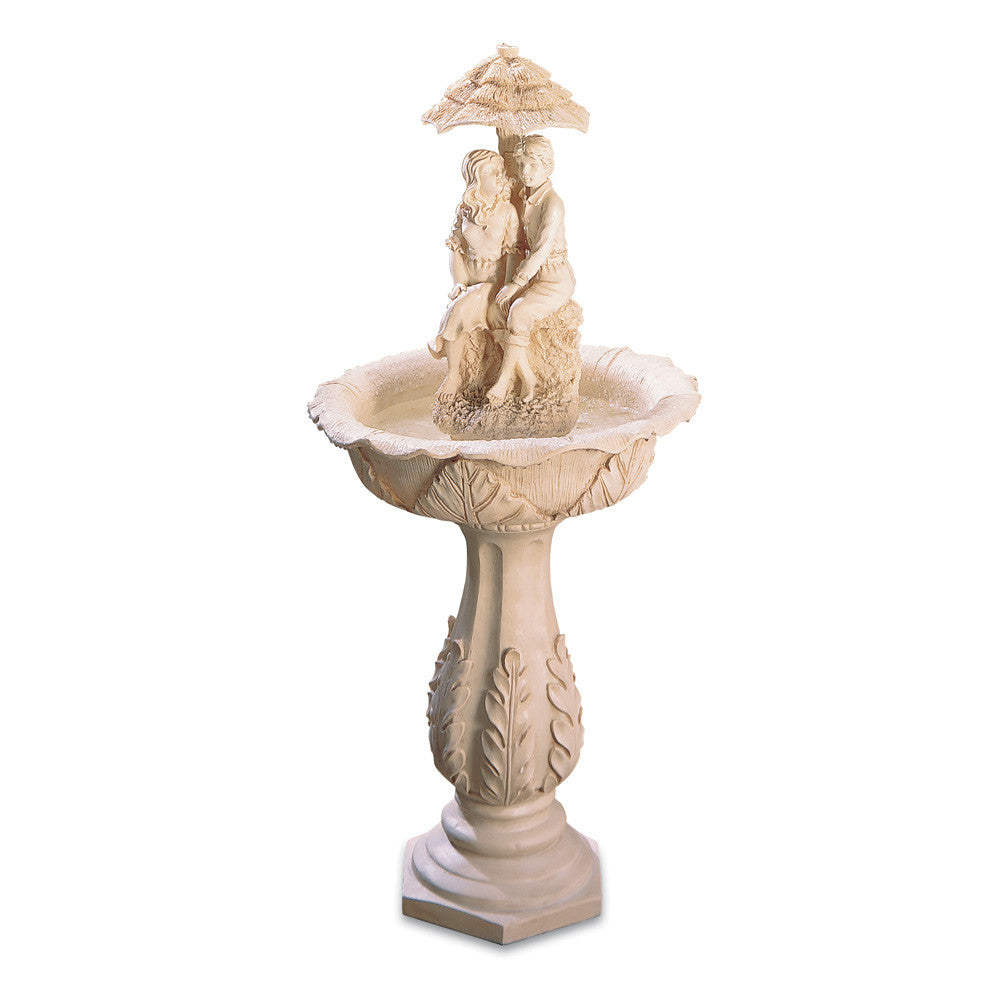 Statue Water Fountain