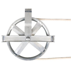 "5"" Heavy-Duty Clothesline Pulley"
