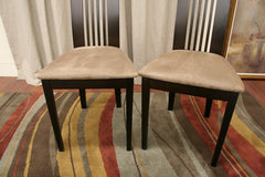Baxton Studio Farrington Dining Chair in Set of 2
