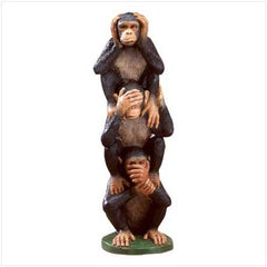 Three Monkey Figurine
