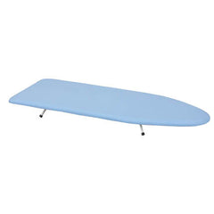 Blue Cover Tabletop Ironing Board Presswood Top