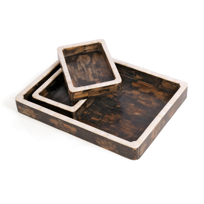 Stansfield Trays-Set of Three