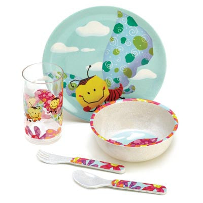 Bella Butterfly Dinnerware Set