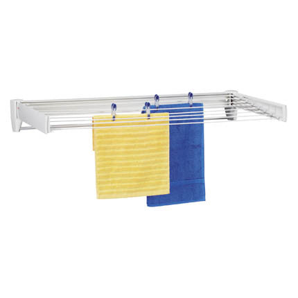 Leifheit Telegant 100 Wall Mount Drying Rack