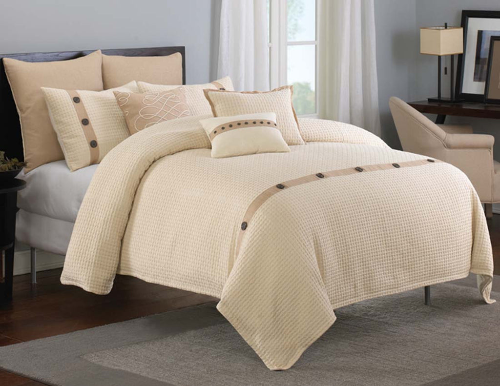 BRADY COMFORTER SET IN DIFFERENT SIZES