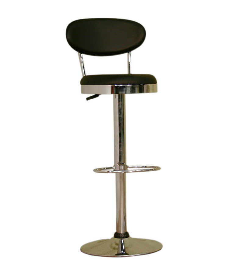Baxton Studio Achilla Adjustable Barstool