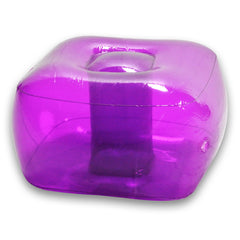Inflatable Bubble Ottoman - Available in different colors