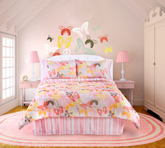 BUTTERFLIES COMFORTER SET IN DIFFERENT SIZES